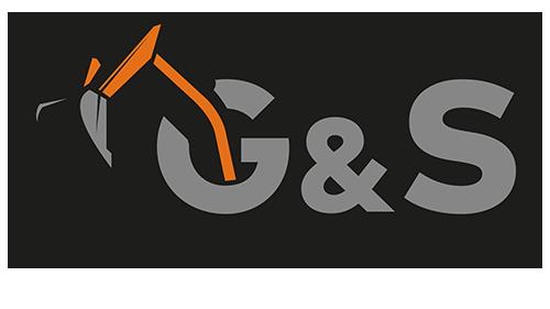 Logo GS Tiefbau - transparenter Hintergrund